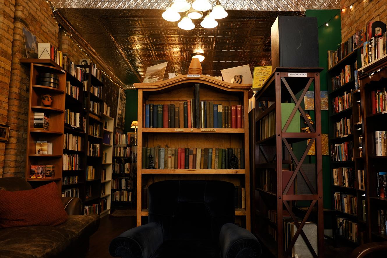 Heirloom Books interior