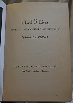 I Led 3 Lives book image