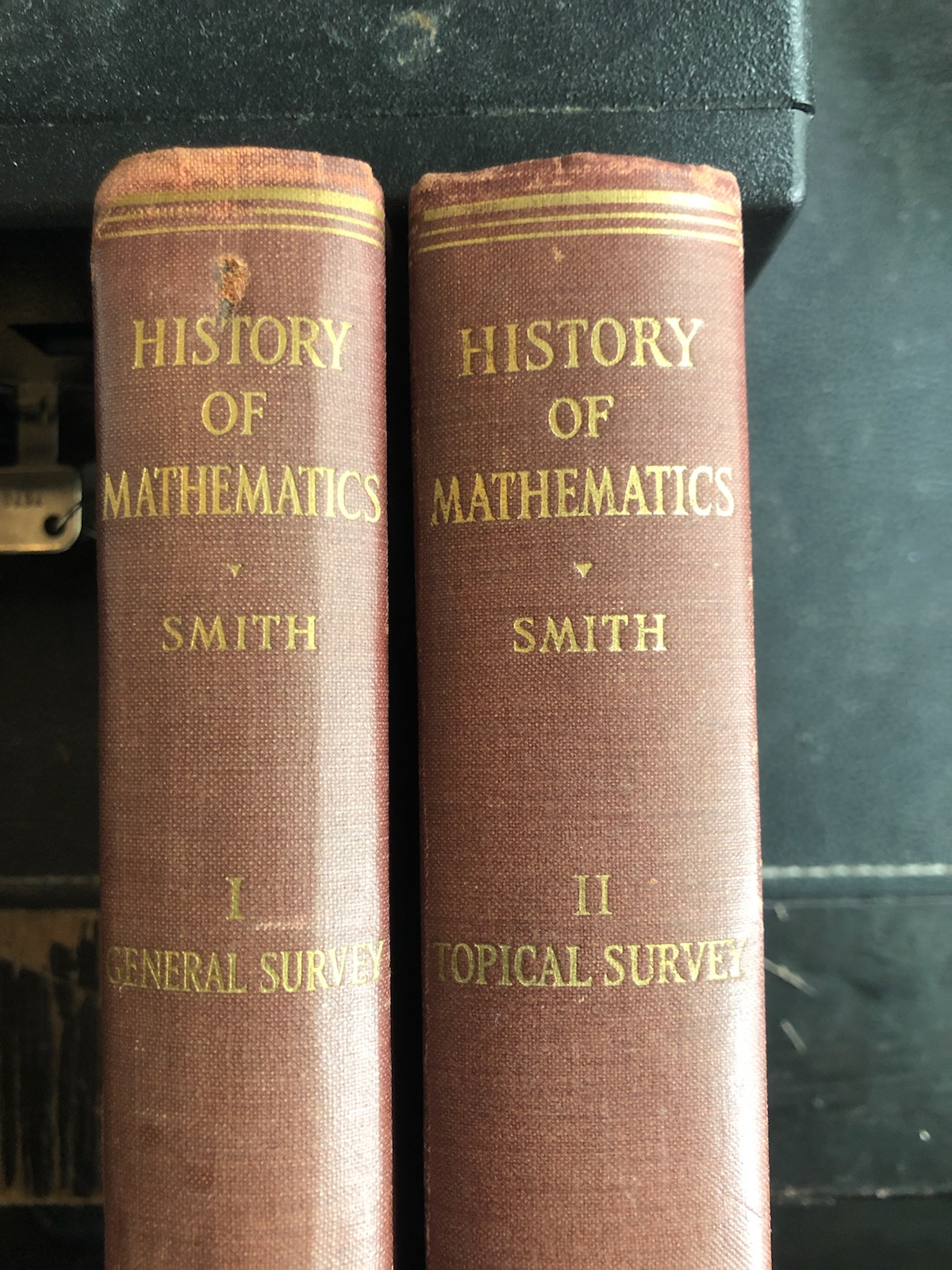 A History of Mathematics (2 volume set) book image