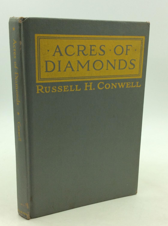 Acres of Diamonds, His Life and Achievements book image