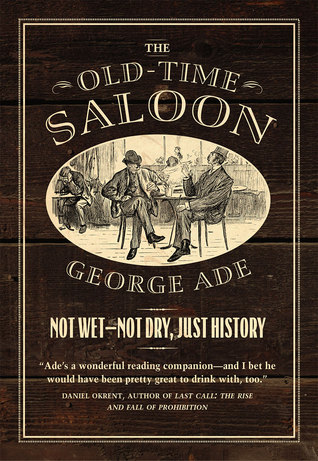 The Old-time Saloon book image