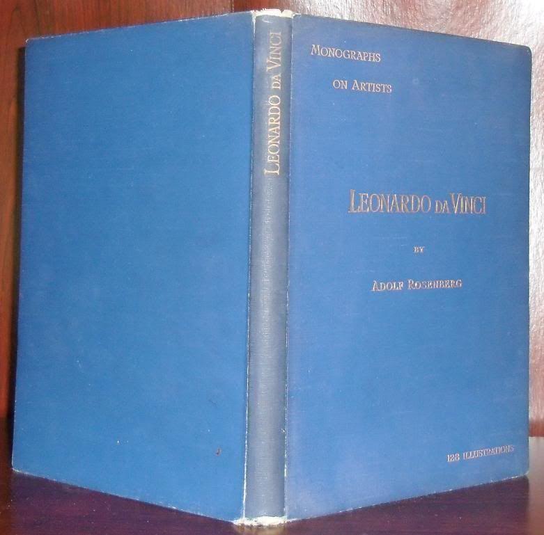 Leonardo da Vinci book image