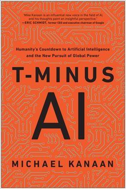 T-Minus AI book image