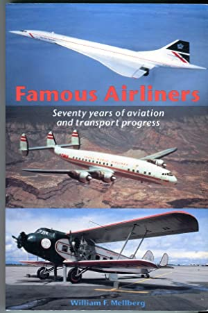 Famous Airliners book image