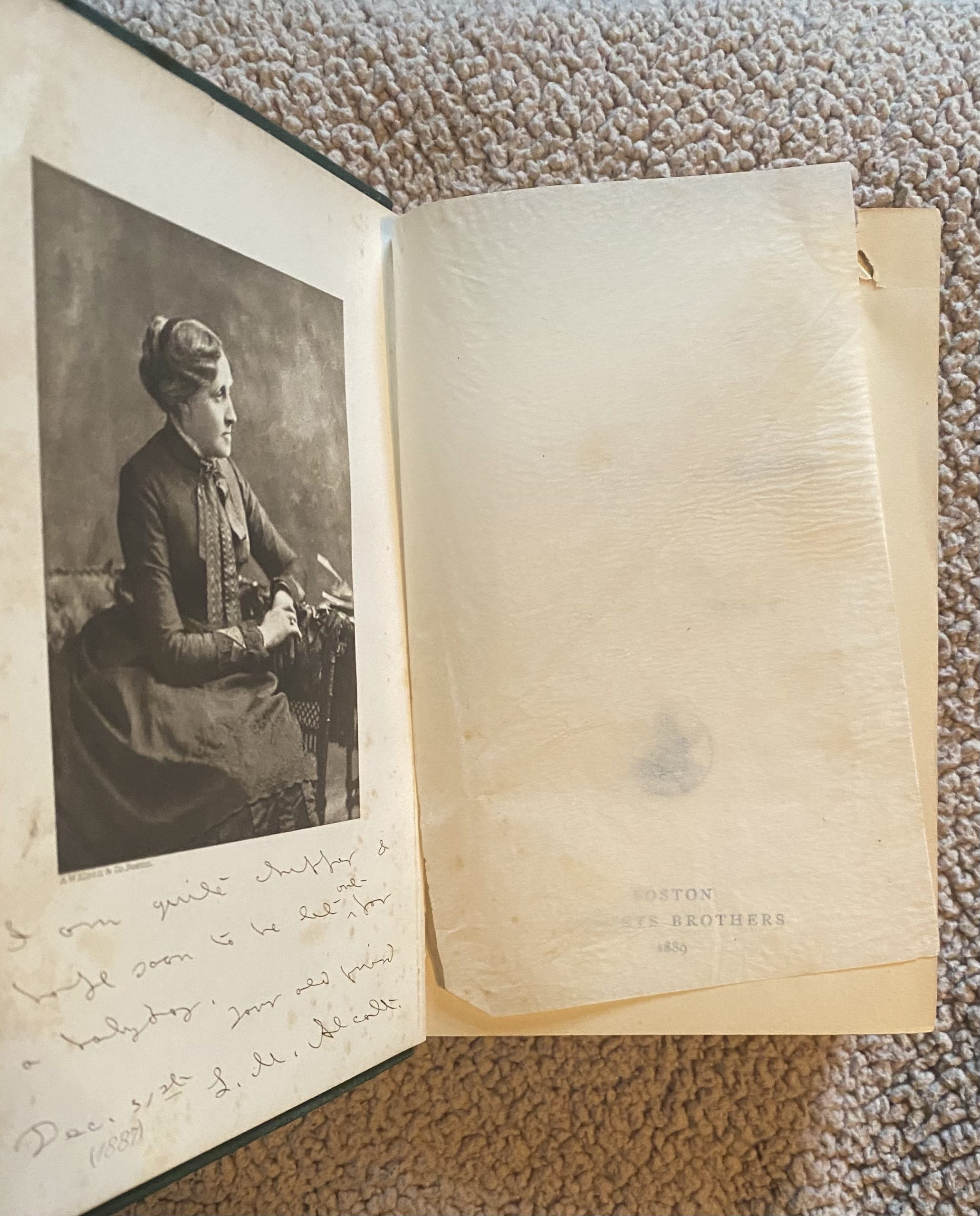 Life, Letters, and Journals book image