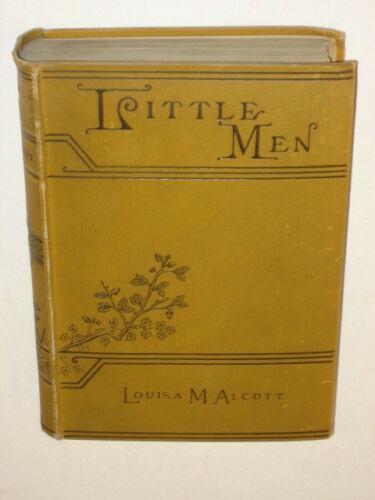 Little Men book image