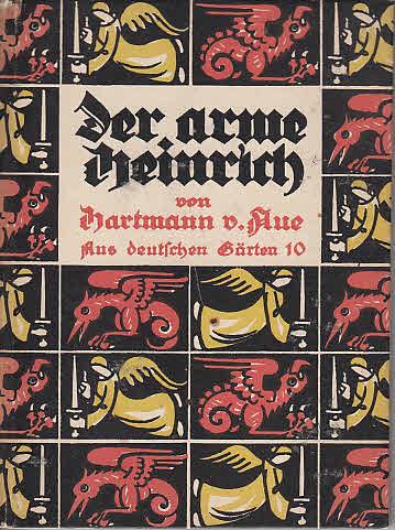 Der arme Heinrich book image
