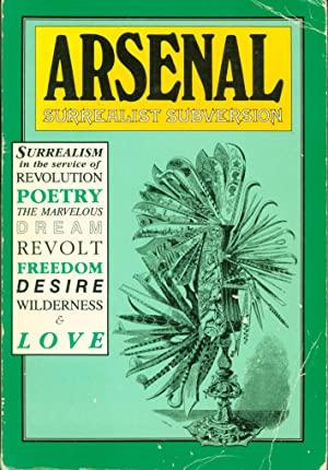 Arsenal:  Surrealist Subversion book image