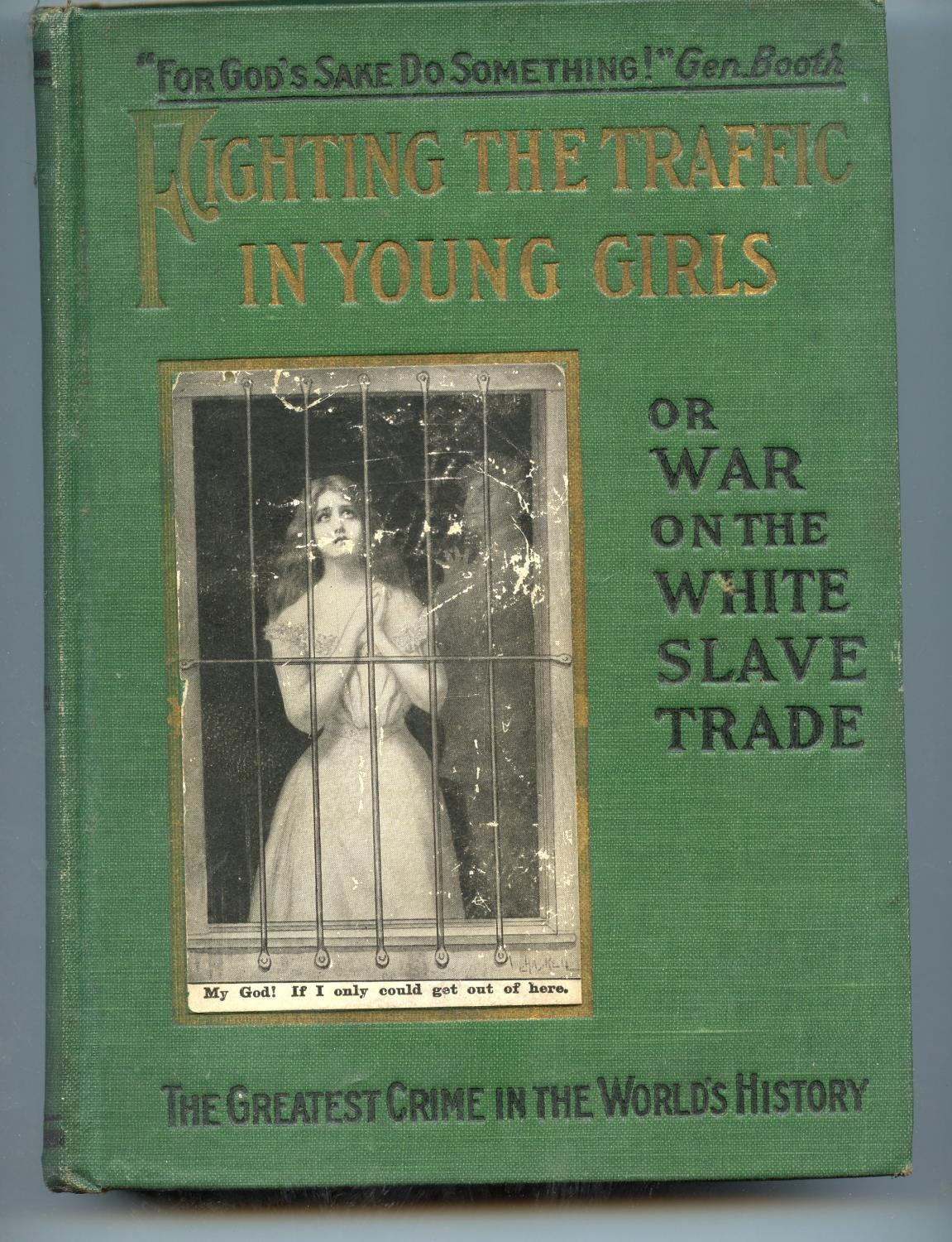 Fighting the Traffic in Young Girls book image
