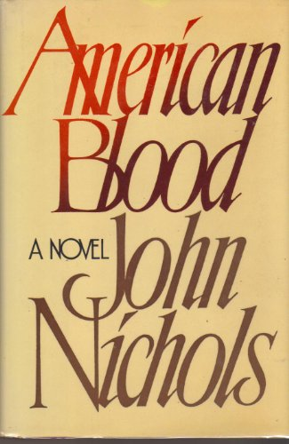 American Blood: A Novel book image