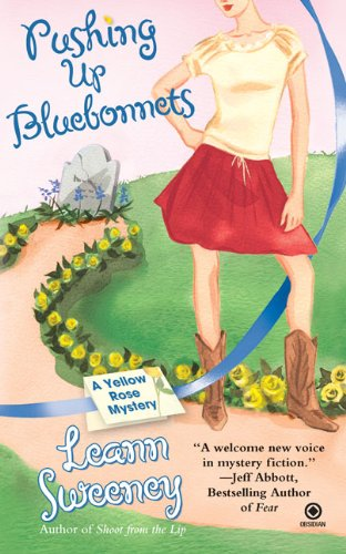 Pushing Up Bluebonnets book image
