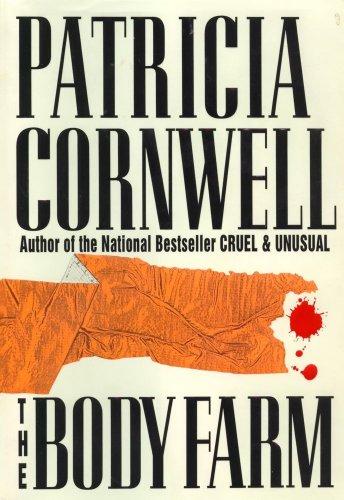 The Body Farm book image