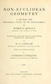 Non-Euclidean Geometry book image