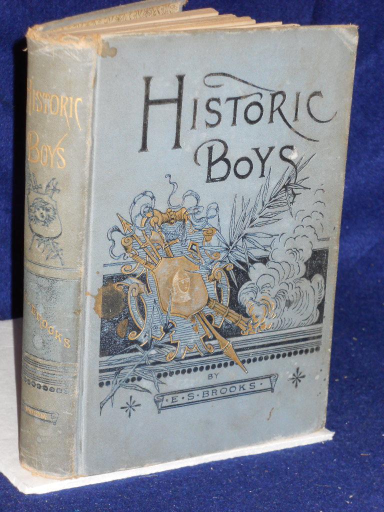 Historic Boys book image