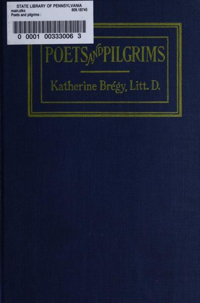 Poets and Pilgrims book image