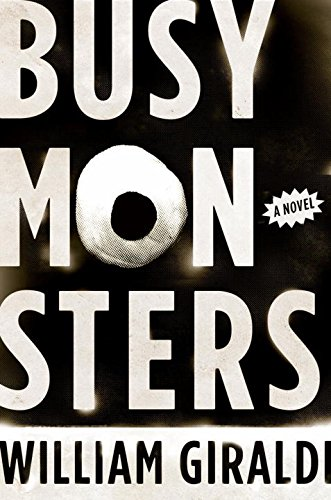 Busy Monsters book image
