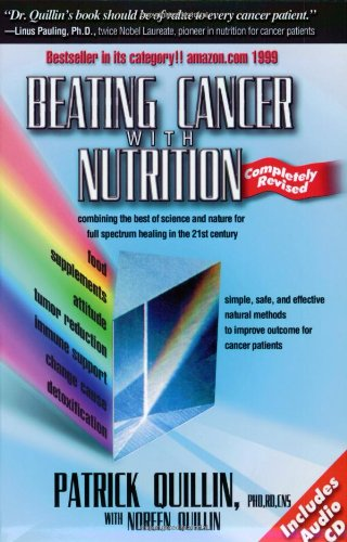 Beating Cancer with Nutrition book image