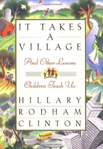 It Takes a Village book image