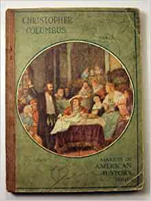 Christopher Columbus book image