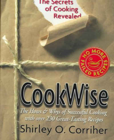 Cookwise book image