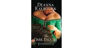The Dark Enquiry book image