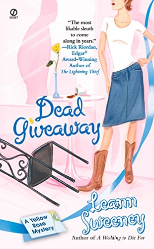 Dead Giveaway book image