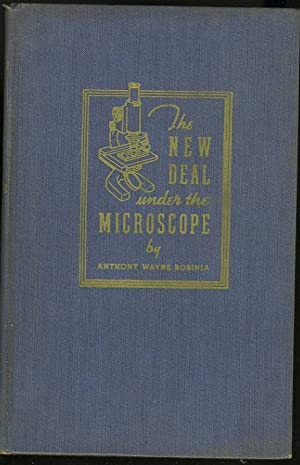 The New Deal Under the Microscope book image