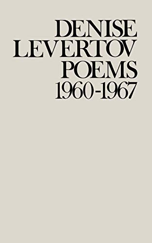Poems 1960-1967 book image