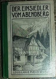 Der Einsiedler vom Abendberg book image
