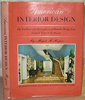 American Interior Design book image
