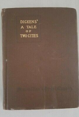 A Tale of Two Cities book image