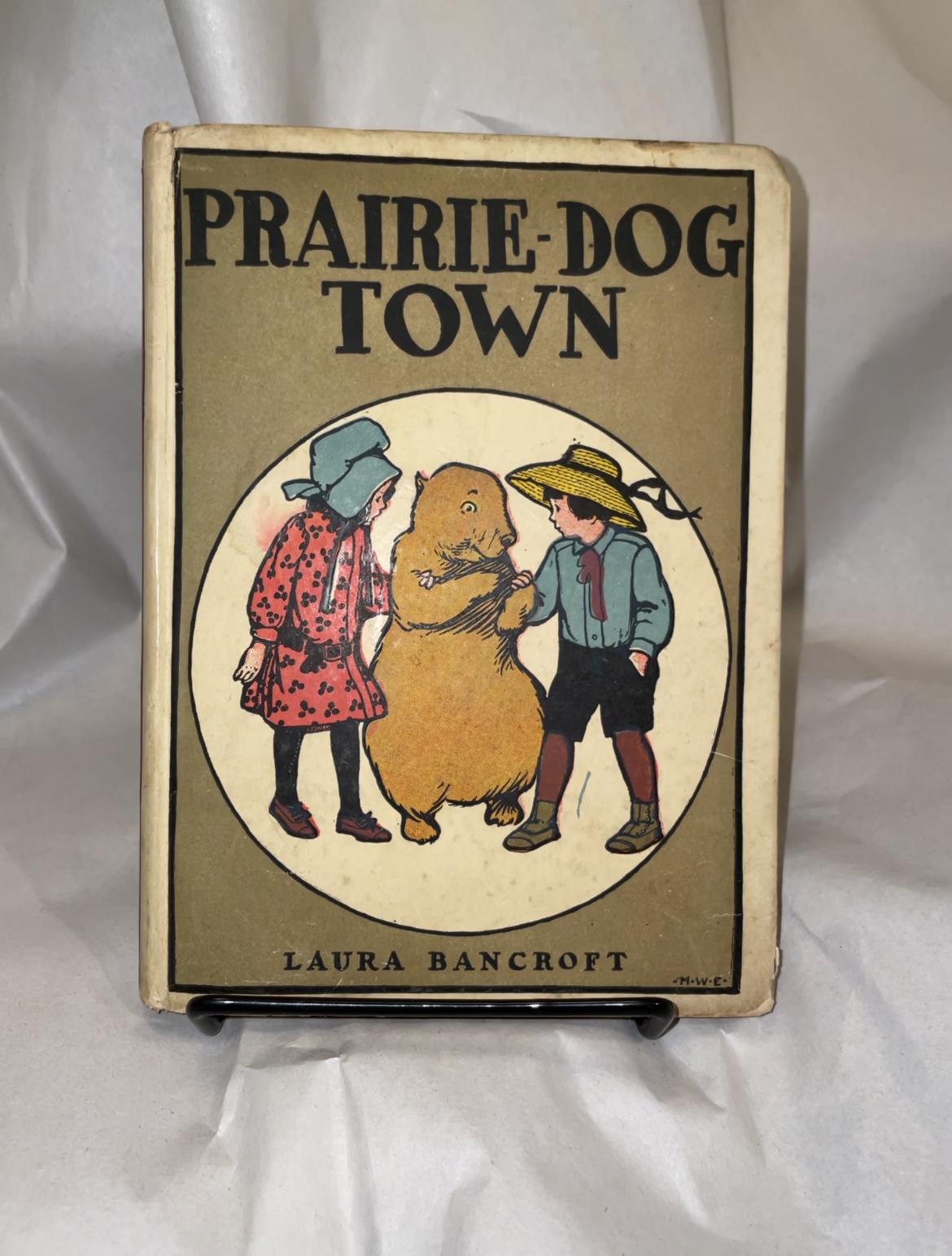 Prairie-Dog Town book image