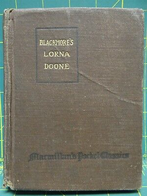 Lorna Doone book image