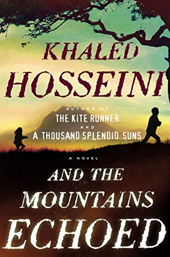 And the Mountains Echoed book image