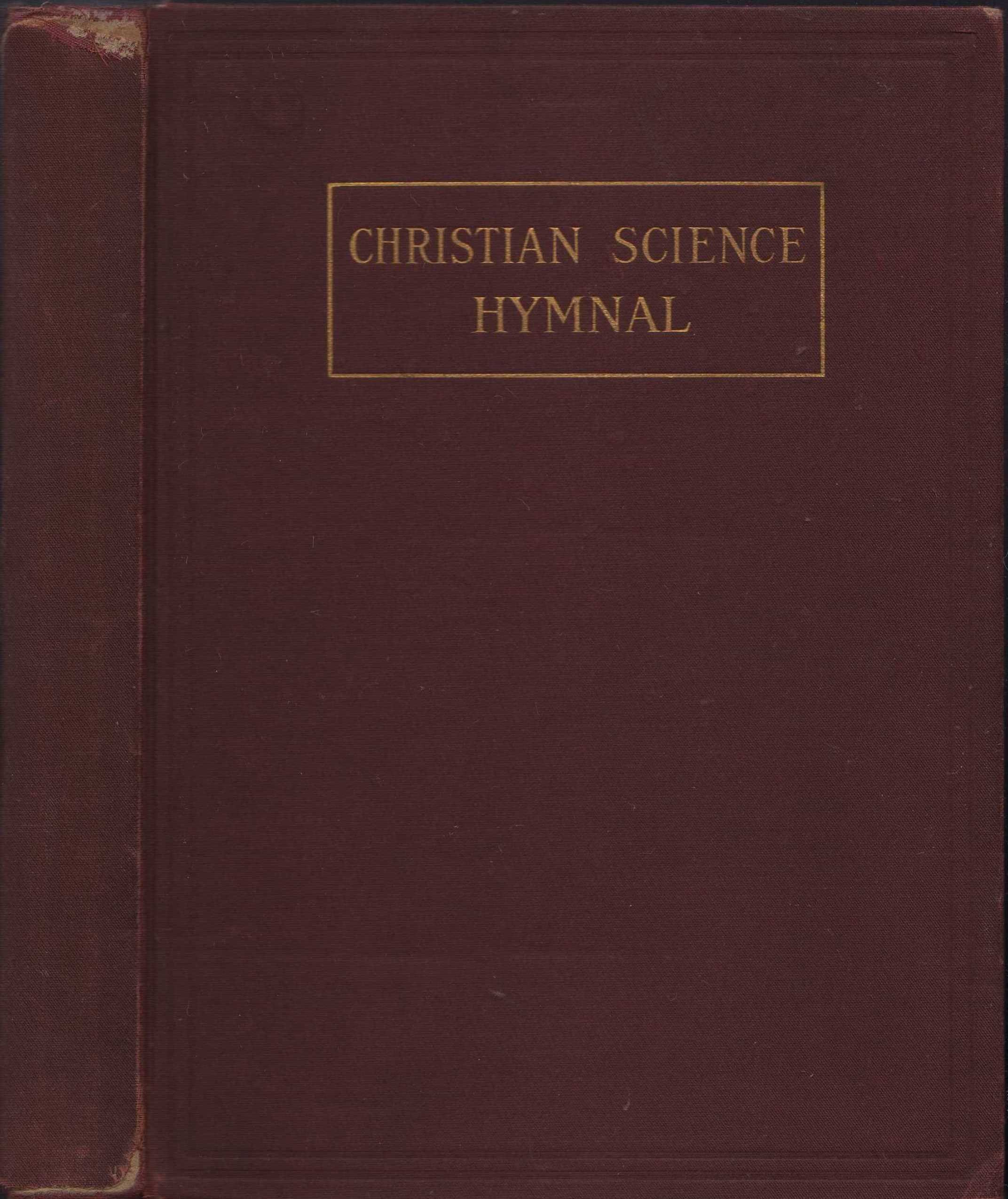 The Christian Science Hymnal book image