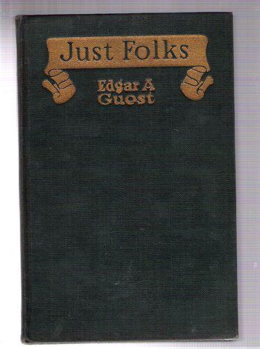 Just Folks book image