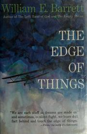 The Edge of Things book image