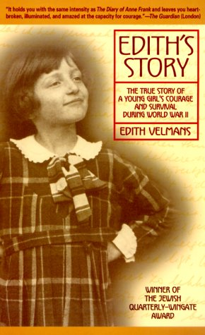 Edith's Story book image