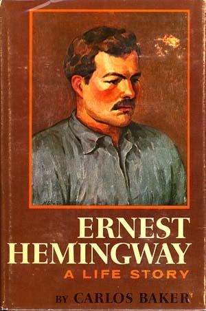 Ernest Hemingway: A Life Story book image