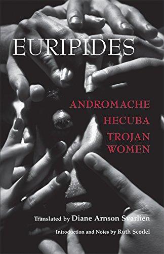 Andromache, Hecuba, Trojan Women book image