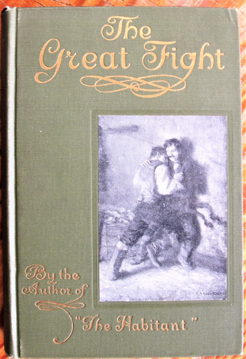 The Great Fight book image