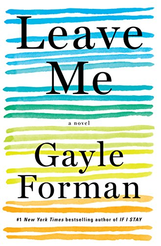 Leave Me book image