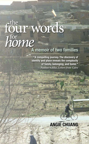 The Four Words for Home book image