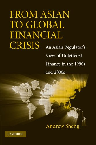 From Asian to Global Financial Crisis book image