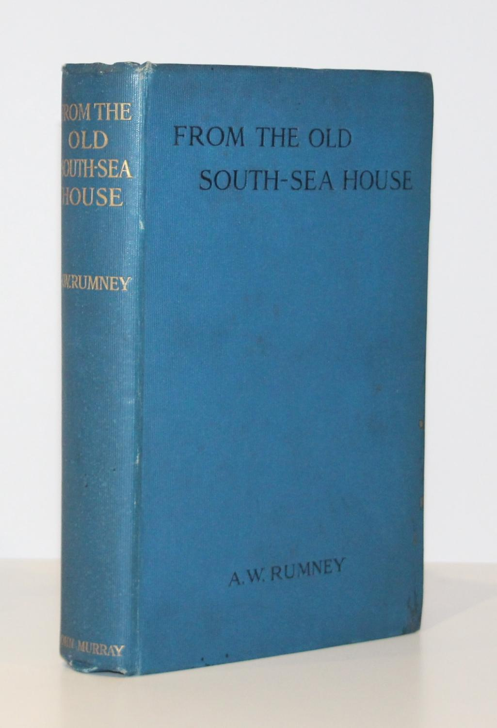 From the Old South-Sea House book image