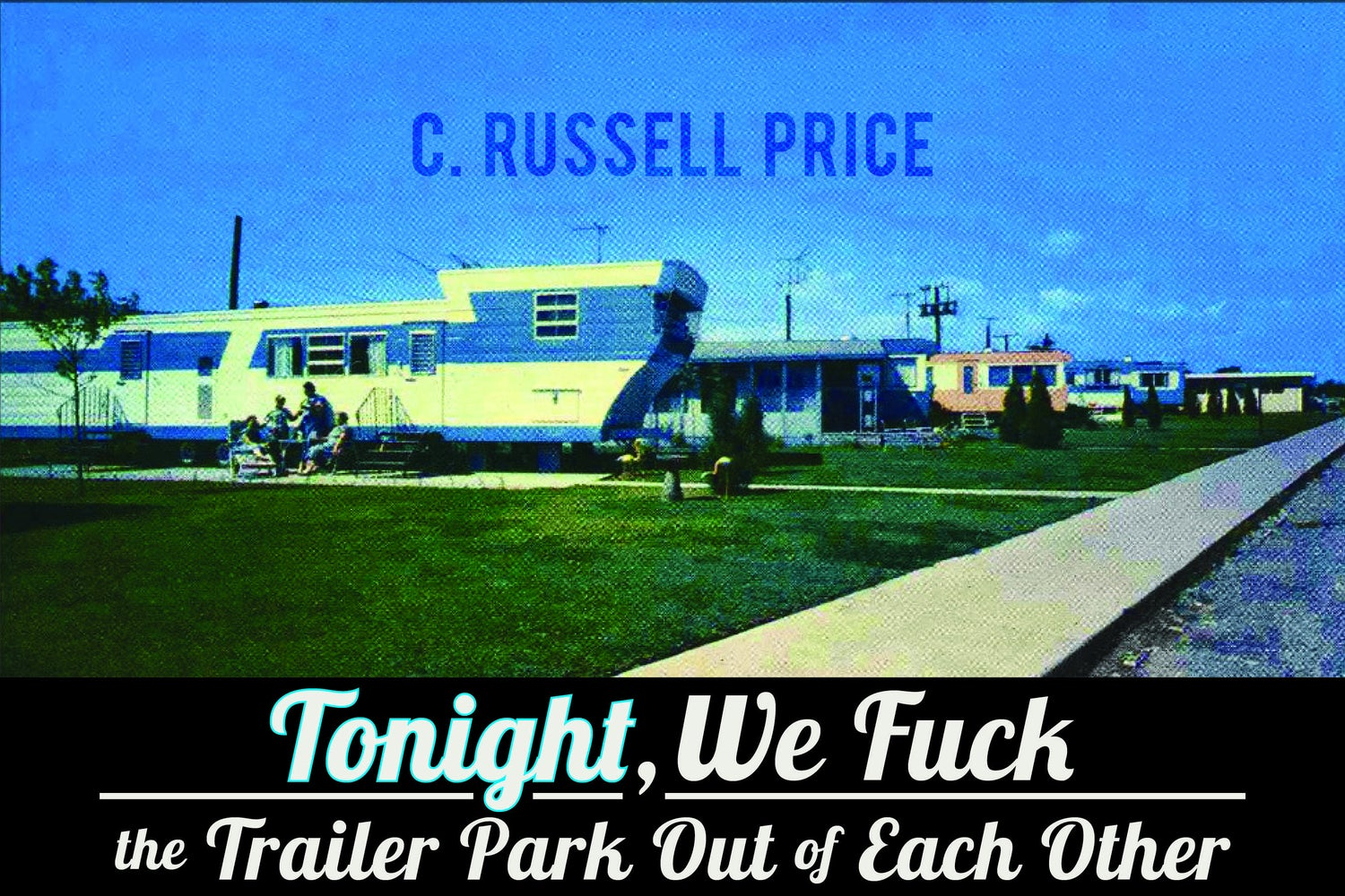 Tonight, We Fuck the Trailer Park Out of Each Other book image