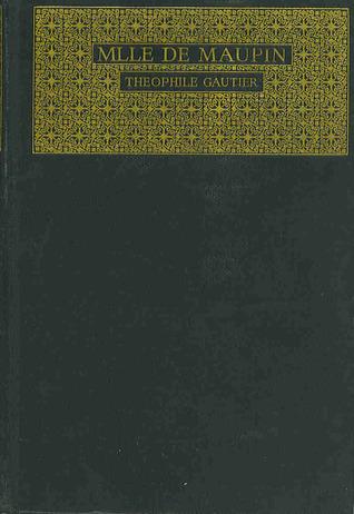 Mademoiselle De Maupin book image