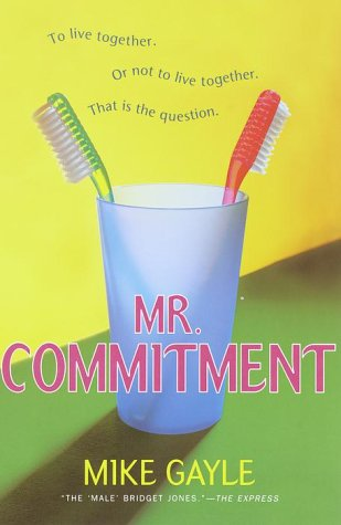 Mr. Commitment book image