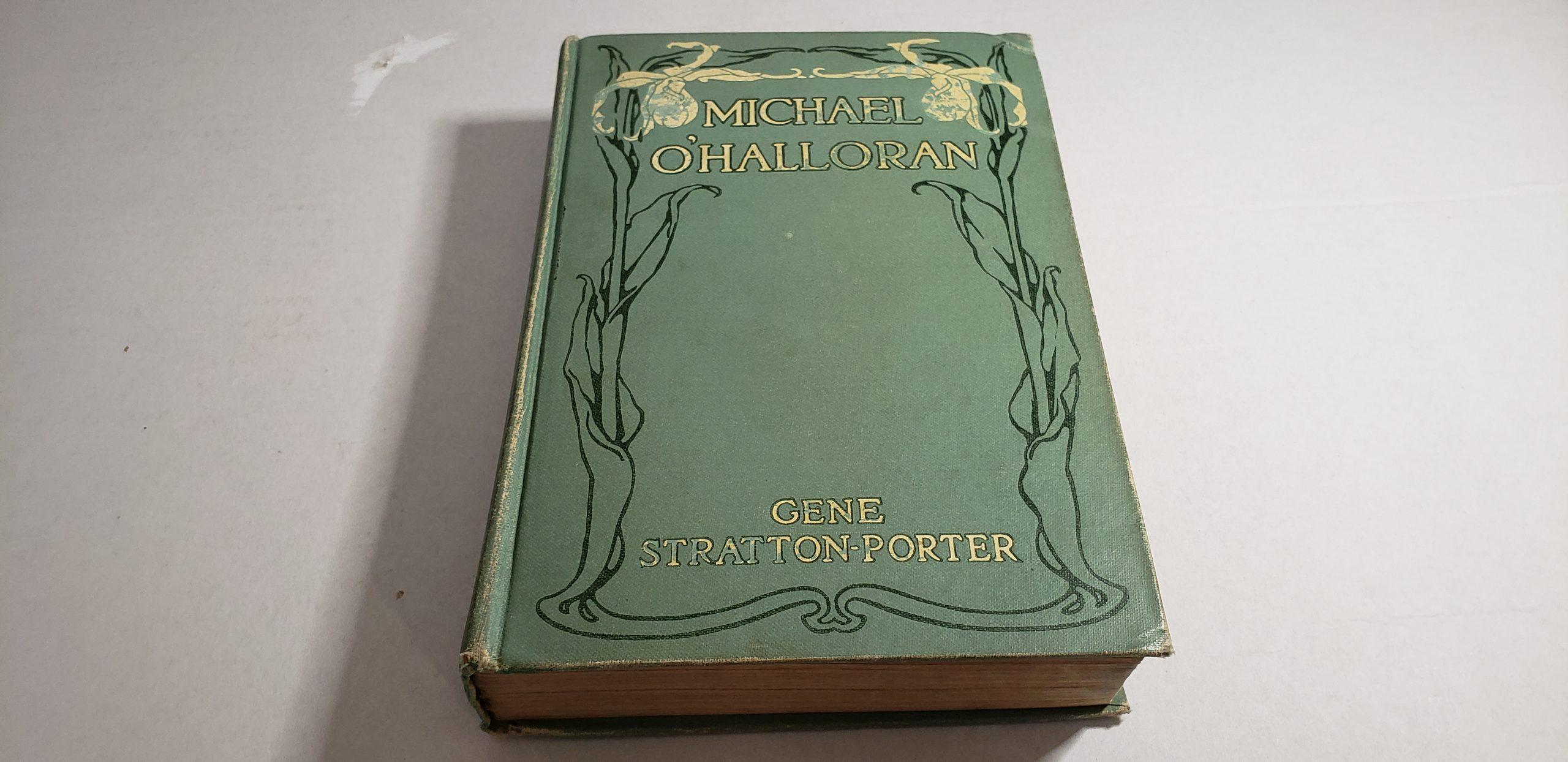 Michael O'Halloran book image