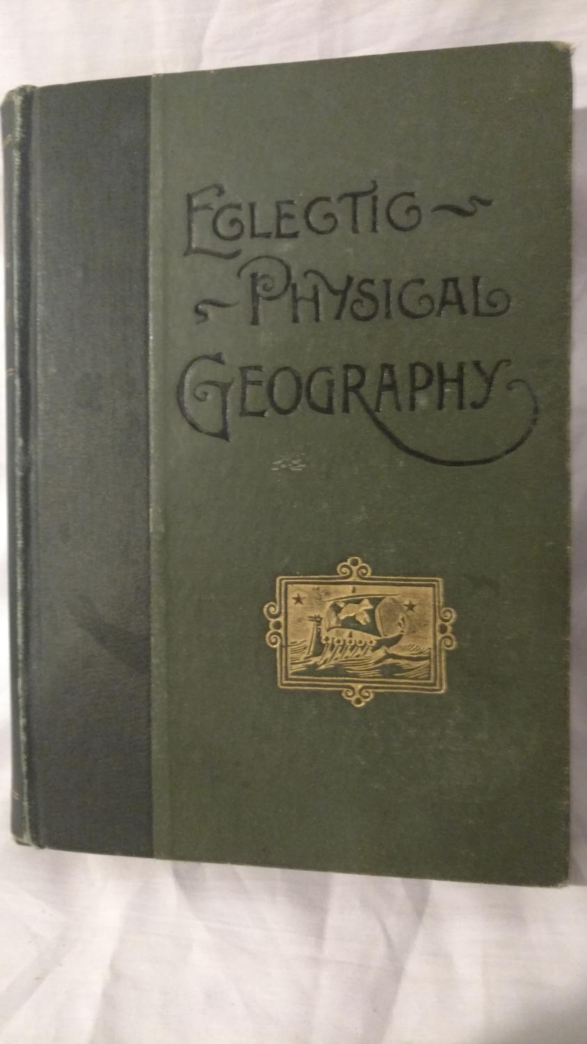 Eclectic Physical Geography book image